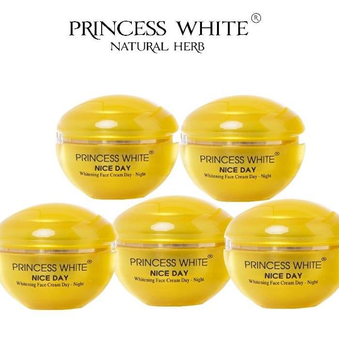 Kem Princess White có tốt không?