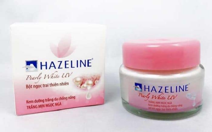 Kem dưỡng da mặt Hazeline có tốt không?