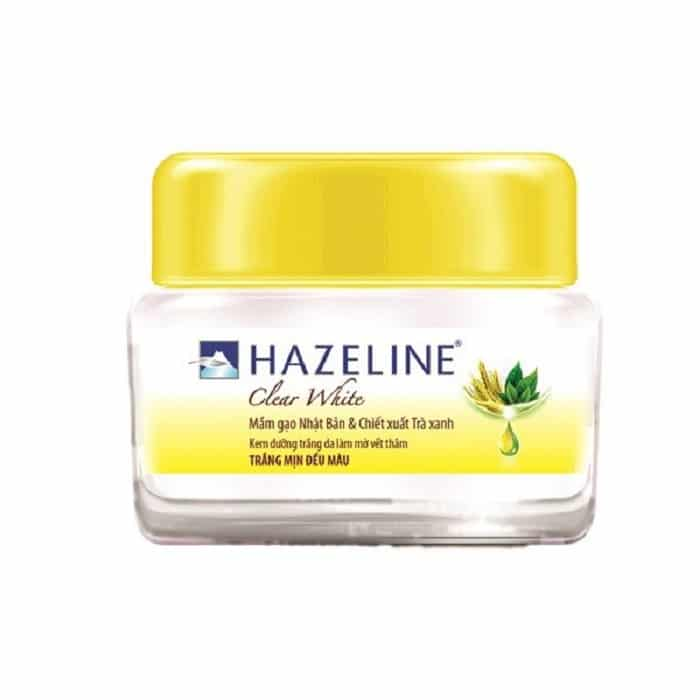 Kem dưỡng da Hazeline chiết xuất từ bột mầm gạo Nhật Bản.