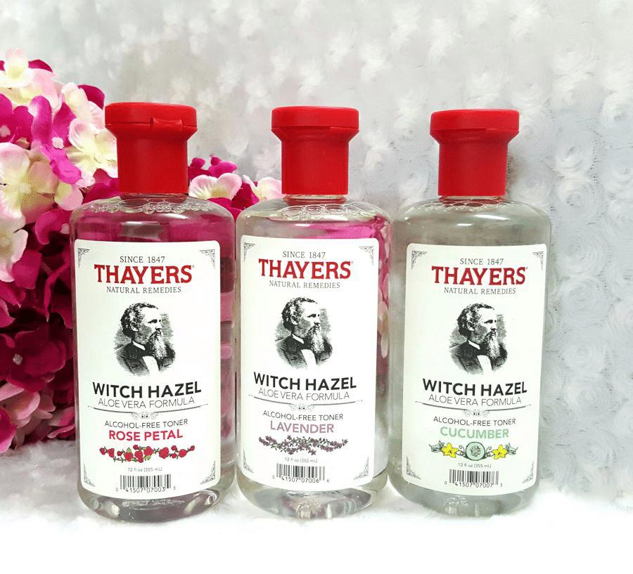 Nước hoa hồng Thayers có tốt hay không?