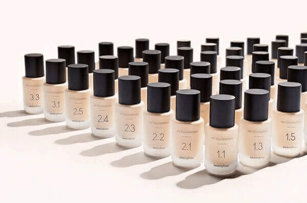 kem nền innisfree my foundation review.