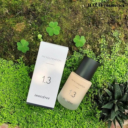 kem nền innisfree my foundation 1.3.