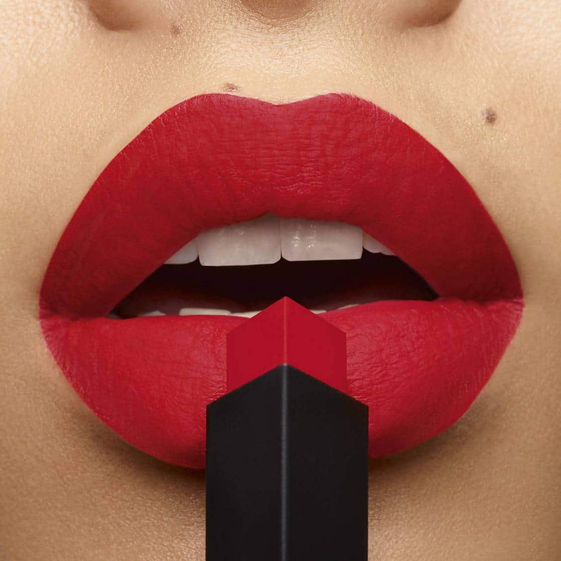 Son Ysl Màu 01 Của Rouge Pur Couture The Slim Matte