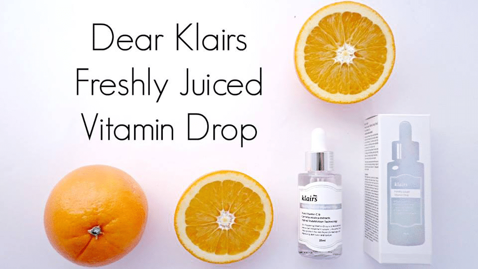 serum klairs rich moist
