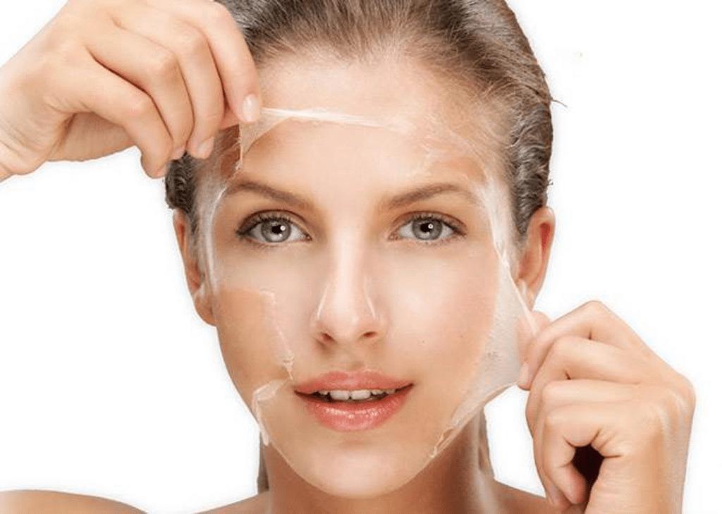 Tẩy tế bào chết cho da mặt có tốt không?