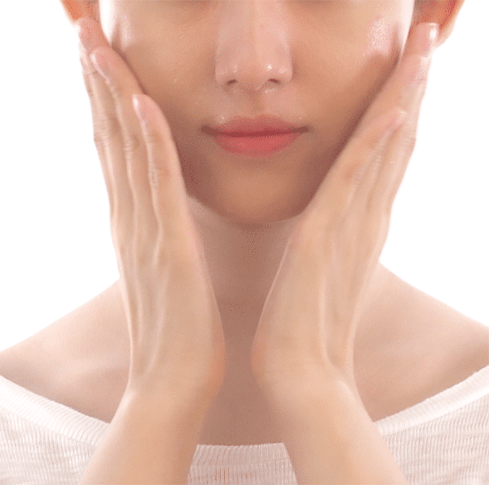 chăm sóc da sau khi đốt laser mụn thịt
