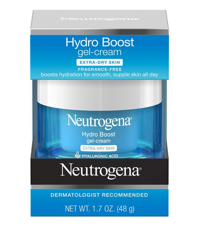 kem dưỡng ẩm neutrogena cho da khô