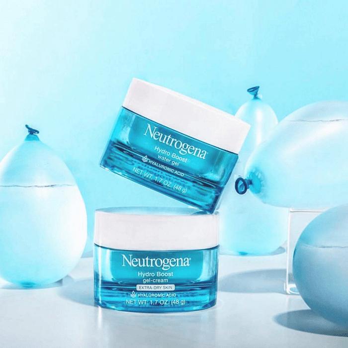 kem dưỡng ẩm neutrogena cho da mụn
