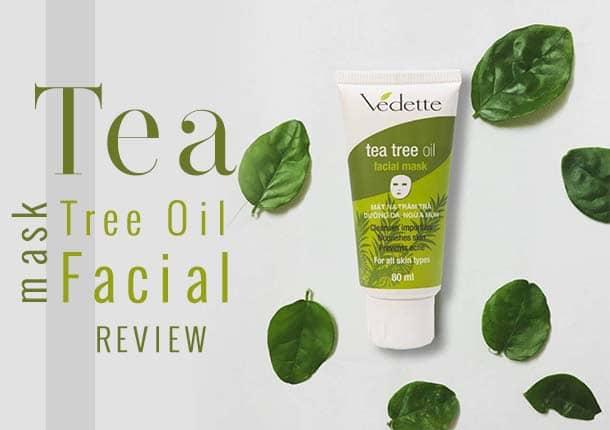 tea tree oil facial mask co tot khong