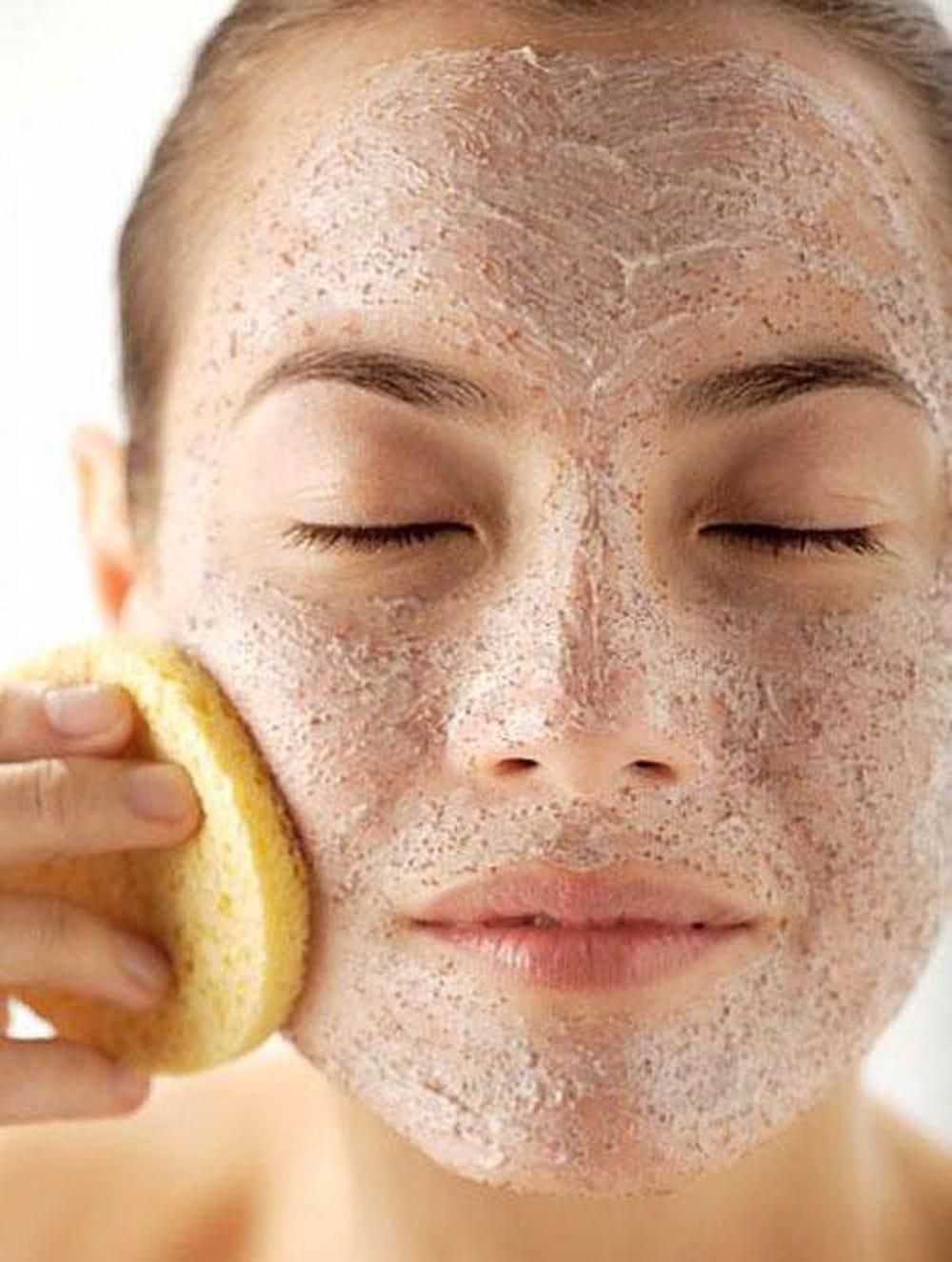 chăm sóc da mặt mùa đông tại nhà