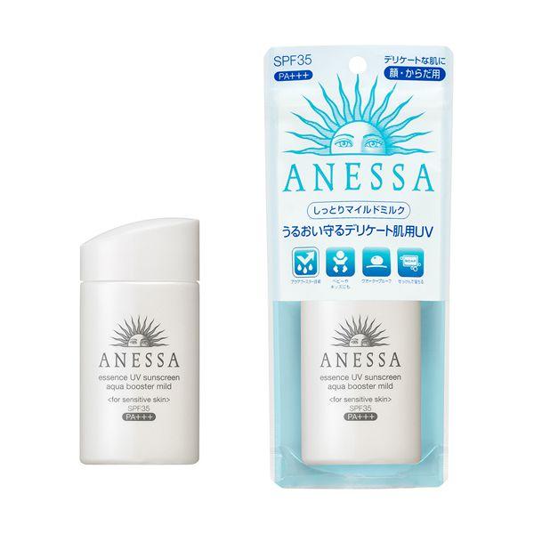 kem chống nắng anessa là vật lý hay hoá học