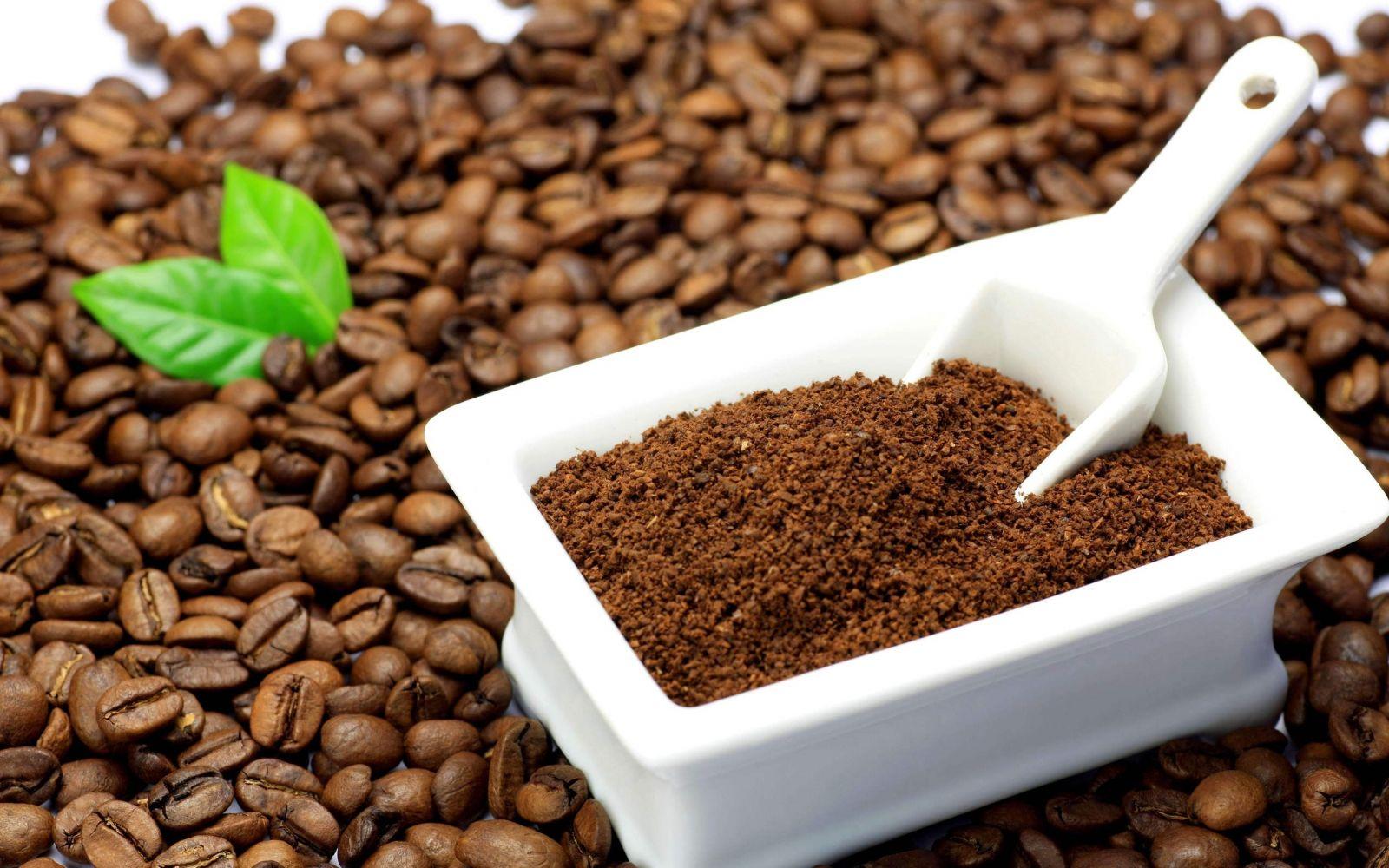tẩy tế bào chết bằng cafe