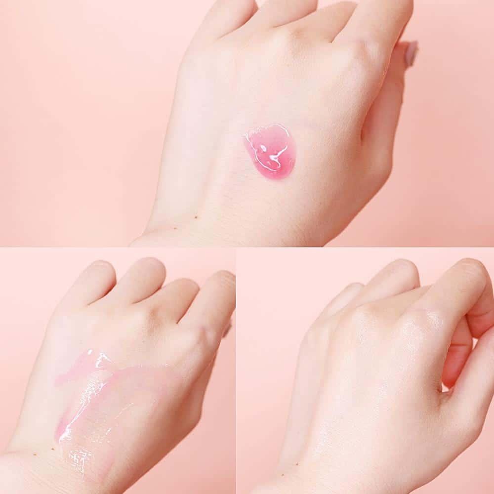 serum ahc màu hồng review