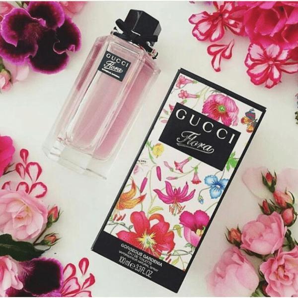 nước hoa gucci nữ flora