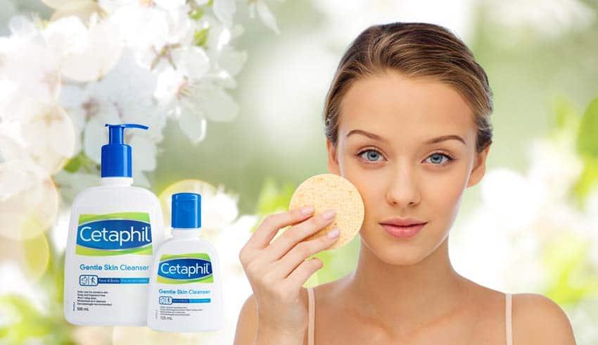 Hình ảnh sữa rửa mặt cetaphil gentle skin cleanser 500ml