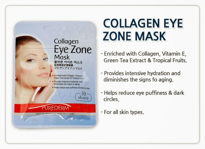 cách sử dụng mặt nạ mắt collagen