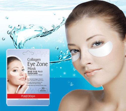 mặt nạ mắt collagen