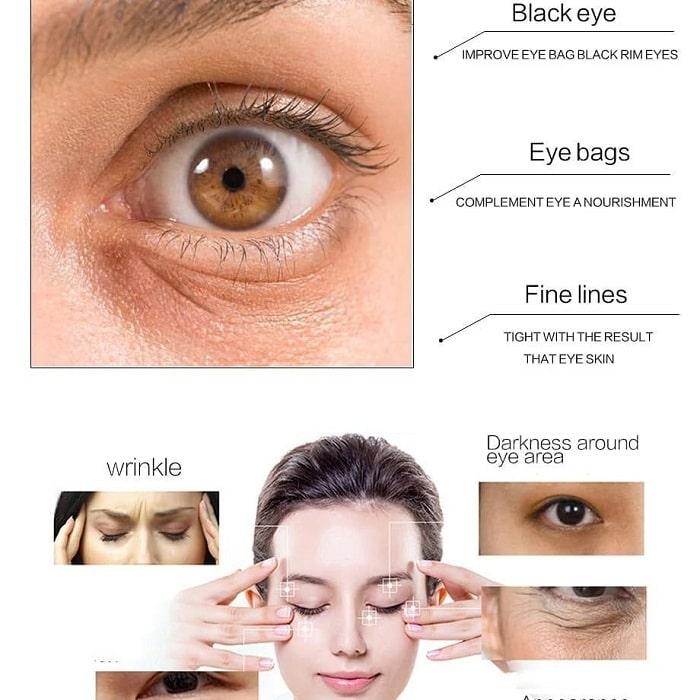 mặt nạ mắt collagen có tốt không