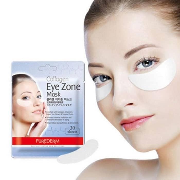 mặt nạ mắt collagen review
