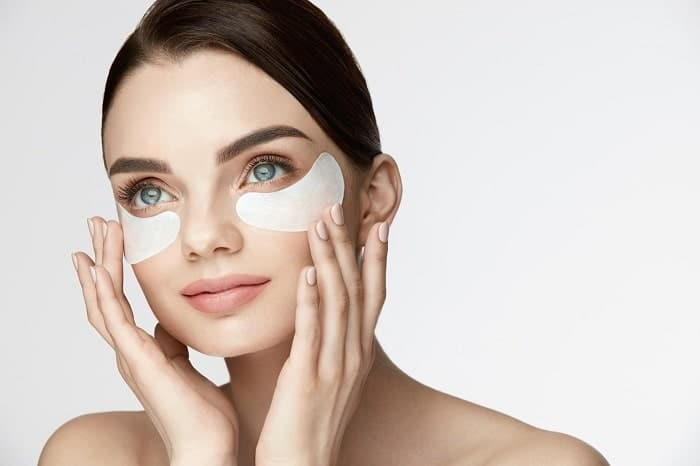 mặt nạ mắt collagen eye zone mask