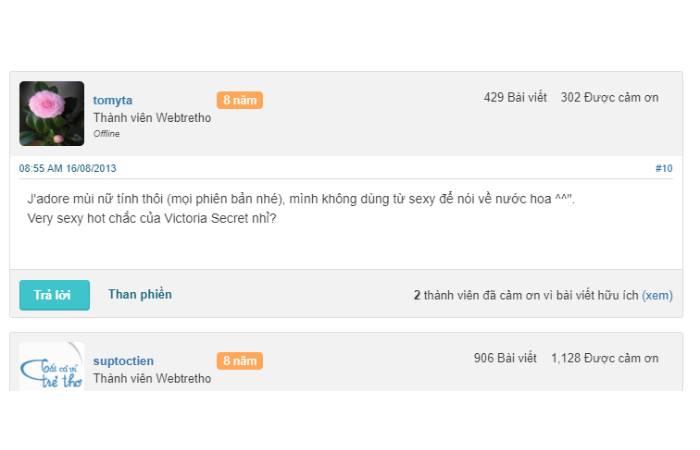 nước hoa victoria secret 7ml