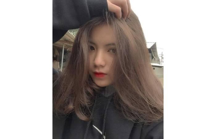 màu tóc đẹp cho da trắng