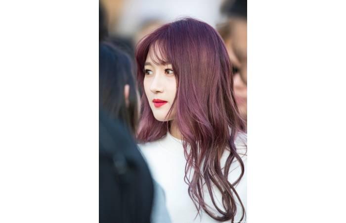 màu tóc đẹp nhất 2019