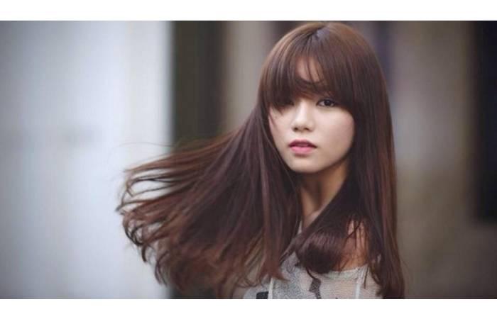 Màu tóc đẹp 2019 nữ tóc ngắn