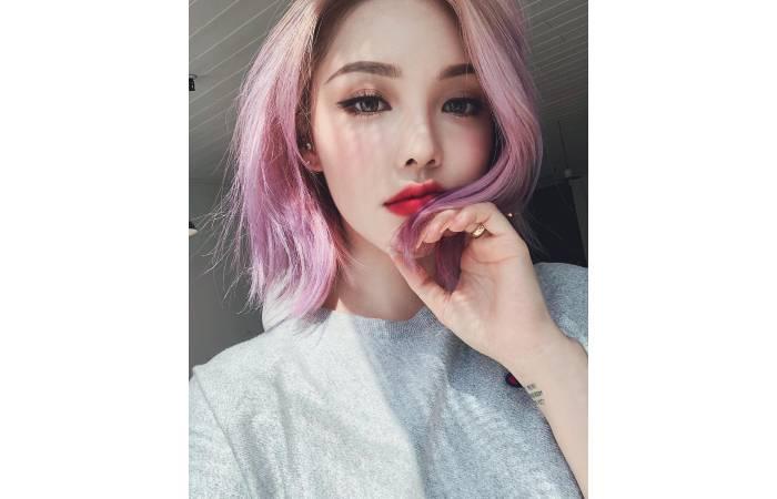 màu tóc đẹp cho nữ 2019