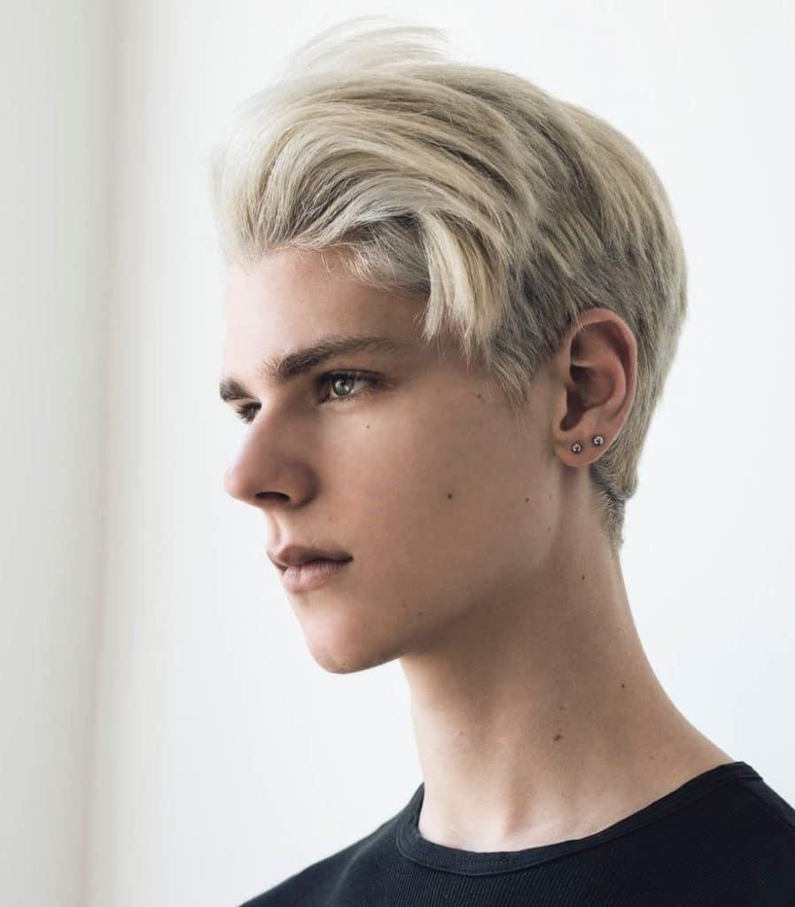 màu nhuộm tóc nam đẹp 2019