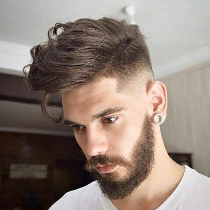 tóc nam ngắn nhuộm màu gì đẹp
