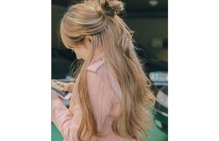 những màu tóc đẹp không cần tẩy
