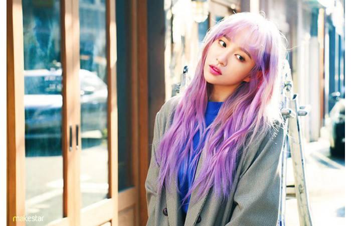 màu tóc đẹp nữ 2019