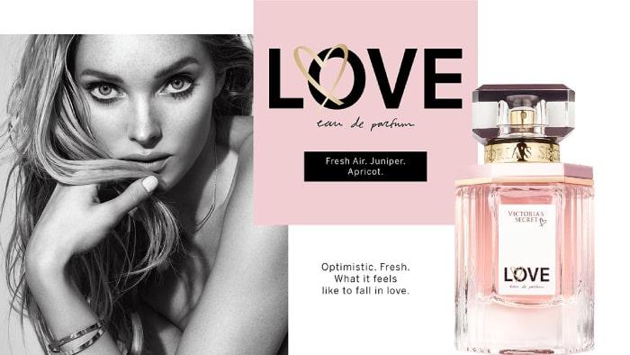 nước hoa victoria secret love