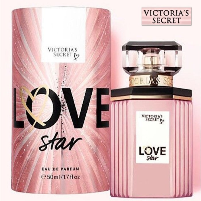 nước hoa victoria secret love star