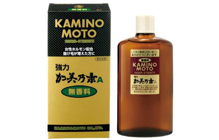 thuốc trị rụng tóc kaminomoto