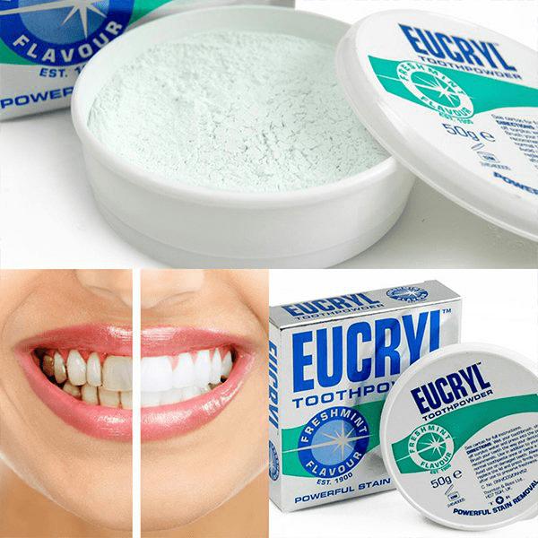 có nên dùng bột tẩy trắng răng