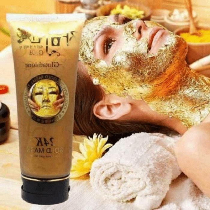 mặt nạ collagen vàng 24k hàn quốc