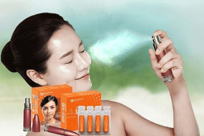 skin fresh xịt lợi khuẩn giá bao nhiêu
