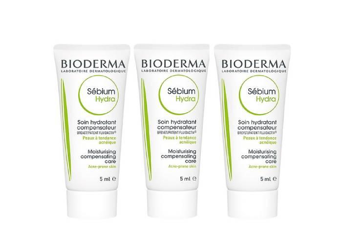 Kem dưỡng ẩm cho da đầu mụn giá bình dân Bioderma