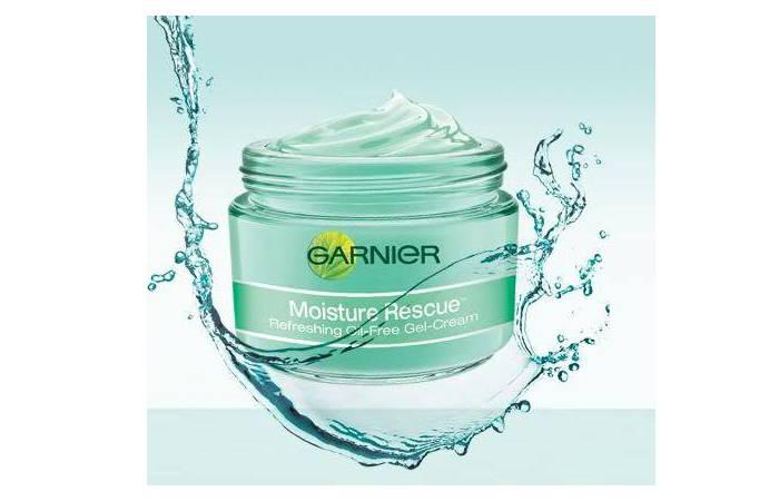 kem dưỡng ẩm garnier cho da dầu mụn