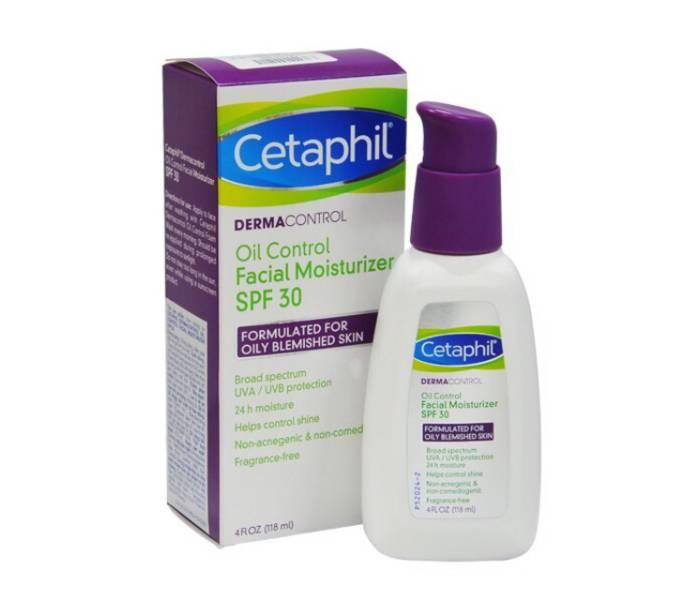 kem dưỡng ẩm cetaphil cho da dầu mụn