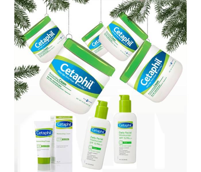 Kem dưỡng ẩm cho da dầu mụn review công dụng- Cetaphil Moisturizing Cream