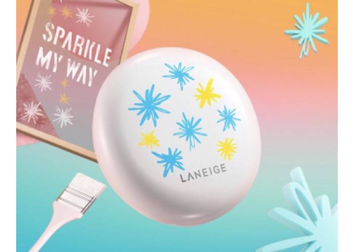 cushion chống nắng laneige