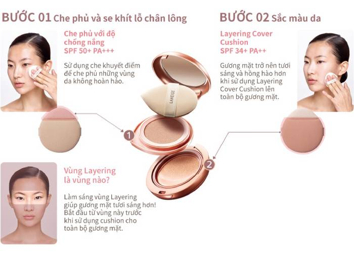 lõi cushion laneige