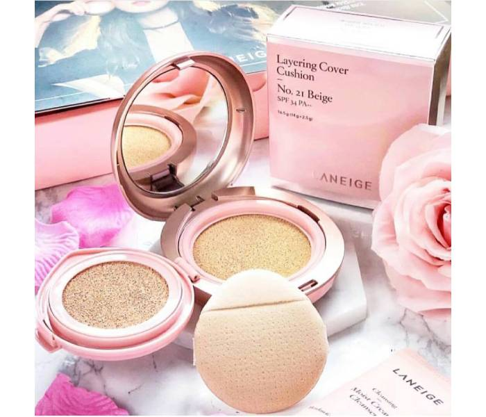cushion laneige tone 13