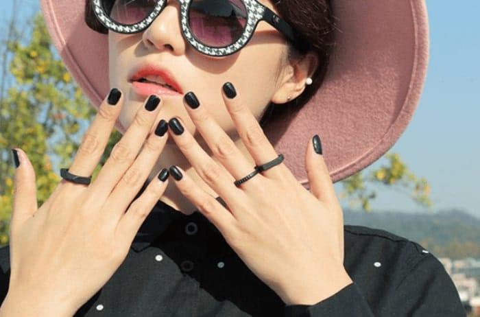 màu sơn móng tay đẹp