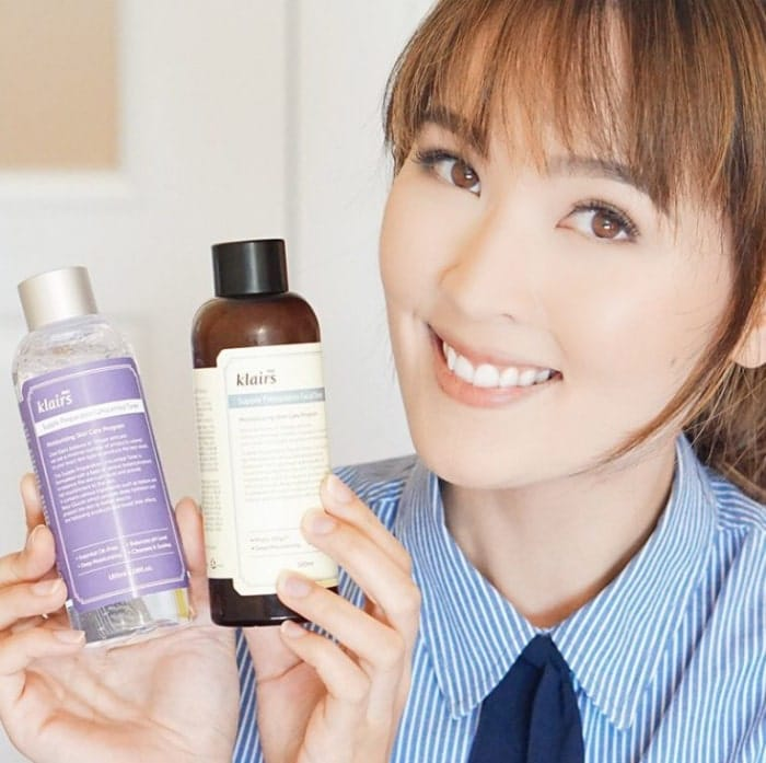 klairs toner ingredients
