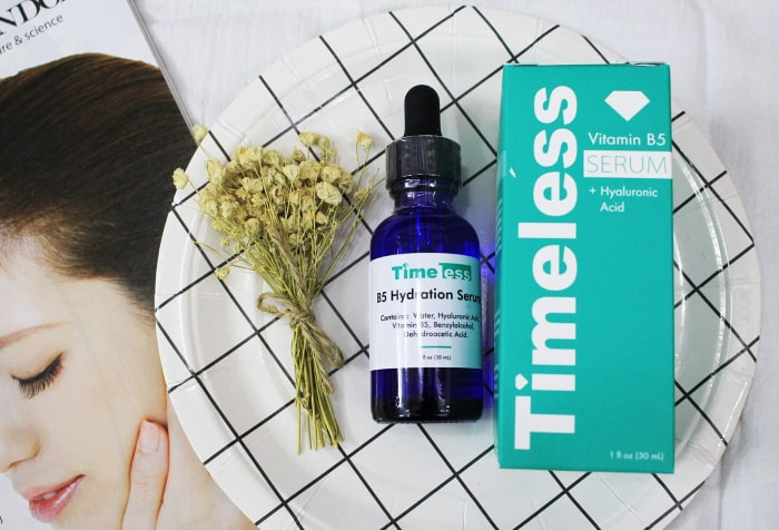 timeless b5 hydrating serum