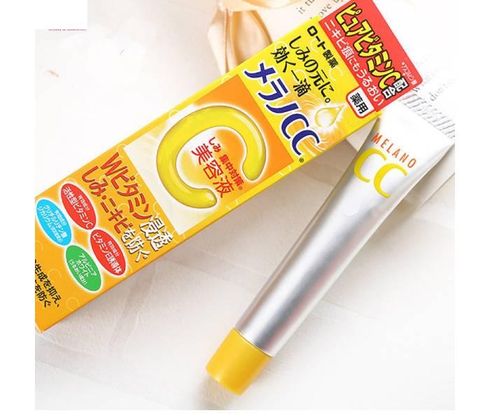 serum vitamin c melano cc rohto